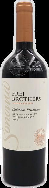 Frei Brothers Sonoma Cabernet Sauvignon 2017 Alexander Valley Sonoma County