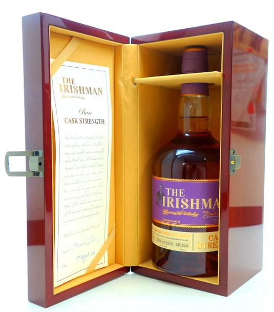 The Irishman Whiskey Rare Cask Strength