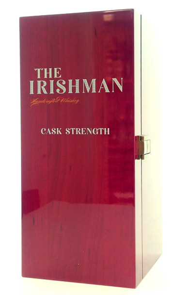 The Irishman Whiskey Rare Cask Strength 3