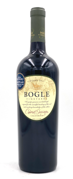 Bogle Vineyards 2017 Cabernet Sauvignon