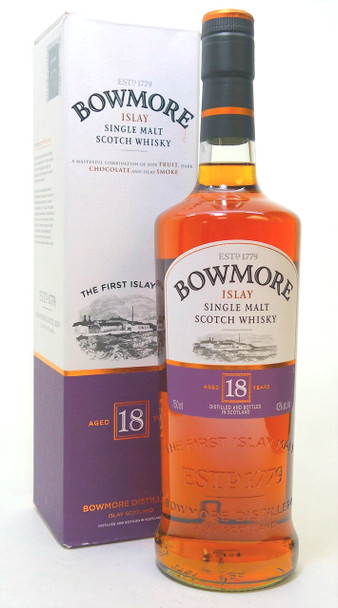 Bowmore 18 years Whisky