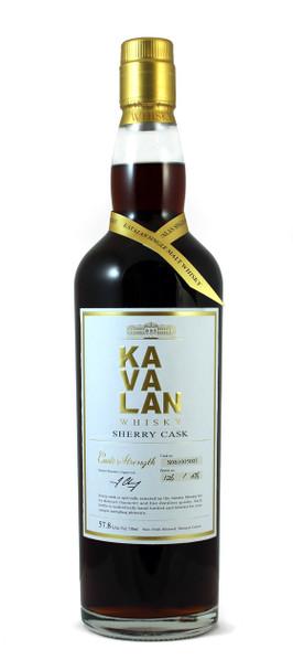Kavalan Sherry Cask Whisky
