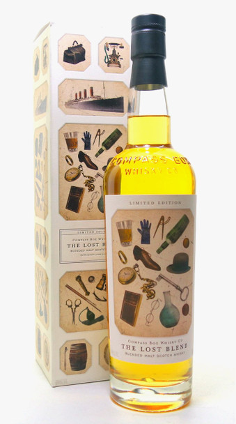 Compass Box The Lost Blend Whisky