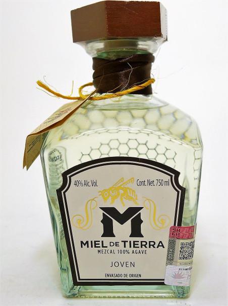 MIEL DE TIERRA JOVEN MEZCAL