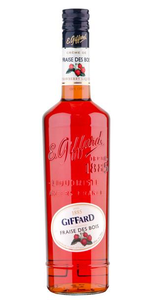 Giffard Crème de Fraise des Bois (Strawberry)