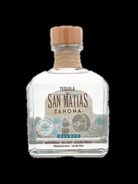 San Matias Tahona Blanco Tequila