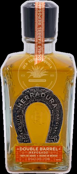 Herradura Double Barrel Reposado Tequila