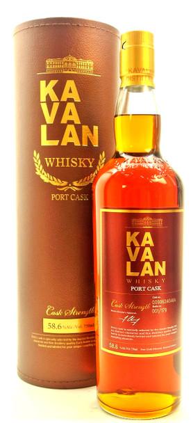 Kavalan Whisky Port Cask