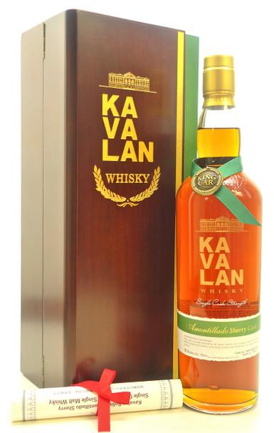 Kavalan Amontillado Sherry Cask Whisky