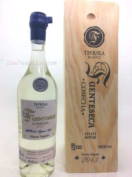 Fuenteseca Cosecha Blanco Tequila 2013
