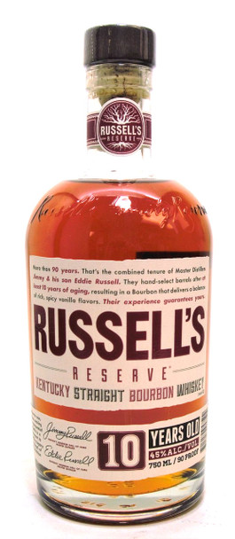 Russell's Reserve 10 years Kentucky Straight Bourbon Whiskey