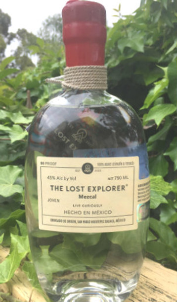 THE LOST EXPLORER MEZCAL