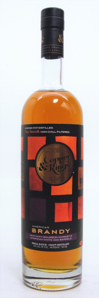 Copper & Kings American Brandy Bourban Whisky