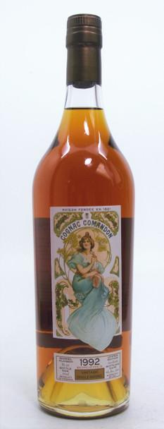 Comandon 1992 Borderies Vintage Single Barrel Cognac