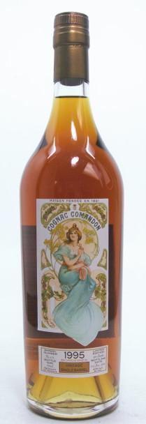 Comandon 1995 Borderies Vintage Single Barrel Cognac
