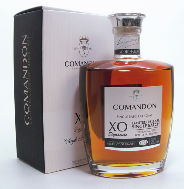 Comandon XO Signature Limited Release Cognac