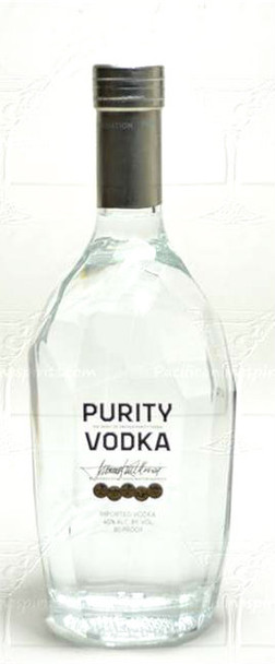 Purity Vodka super smooth