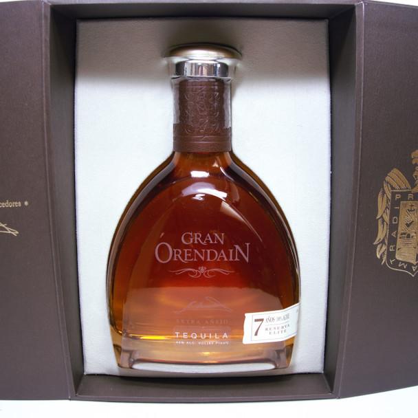 Gran Orendain Extra Añejo 7 years Reserva Elite Tequila