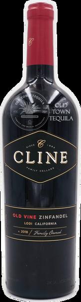 Cline Old Vine Zinfadel Lodi California 2018