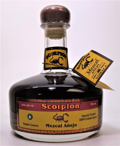 Scorpion 3 years  Añejo Tobala Mezcal