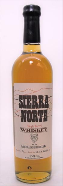 Sierra Norte Native Oaxacan Black Corn Single Barrel Whiskey