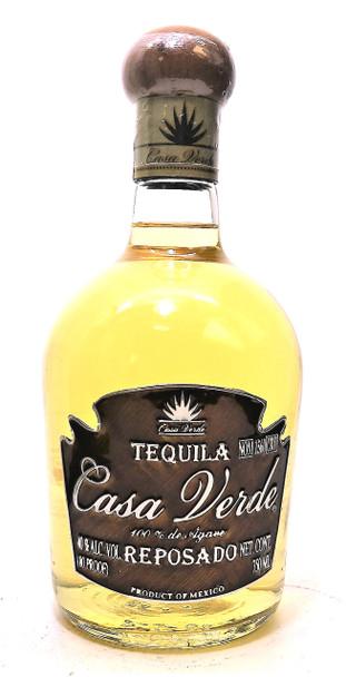Casa Verde Reposado Tequila