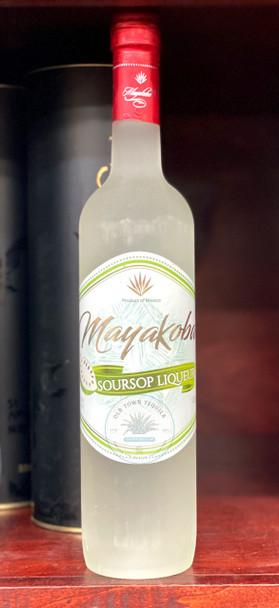 Mayakoba Soursop (Guanabana) Infused Tequila