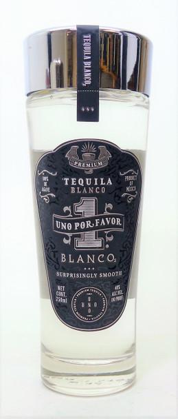 Uno Por Favor Blanco Tequila