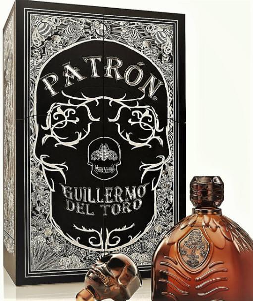 PATRON GUILLERMO DEL TORO EXTRA ANEJO