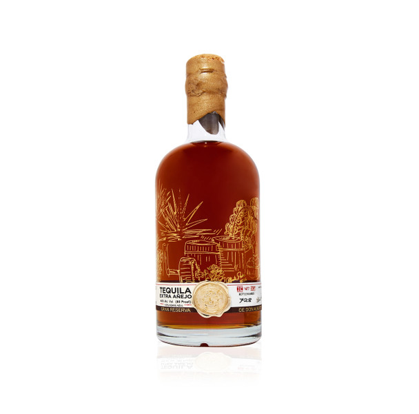 Gran Reserva de Don Alberto Extra Anejo Tequila