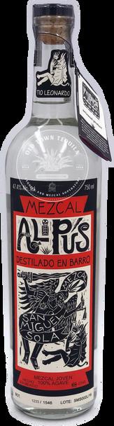 Alipus San Miguel  De Sola Mezcal