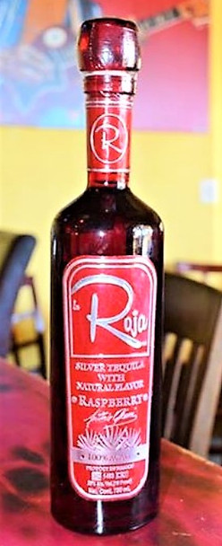 La ROJA Raspberry Infused tequila