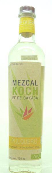Mezcal Koch El De Oaxaca Pulquero Joven