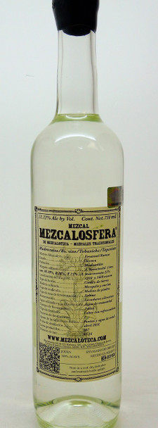 Mezcal Mezcalosfera 4 Blends 750 ML