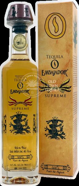 Embajador Supreme Anejo Tequila