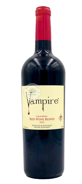 VAMPIRE RED BLEND WINE