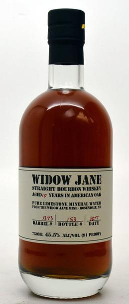 WIDOW JANE 10 YR STRAIGHT BOURBON WHISKEY