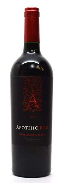 Apothic RED winemakers blend