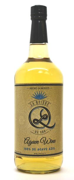 La Quiere De Oro Agave wine