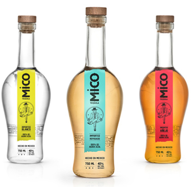Mico Tequila Full Expression Set