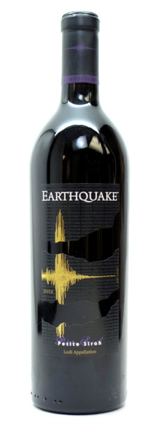EARTHQUAKE PETITE SIRAH