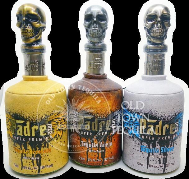 Padre Azul Tequila Collectors Set