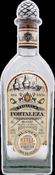 Fortaleza Blanco Still Strength Tequila