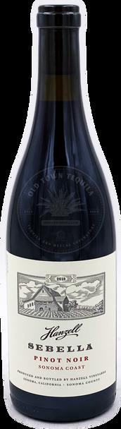 Hanzell Sebella Pinot Noir Sonoma Coast 2018