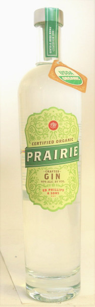 Prairie Crafted Gin Ed Philips & Sons