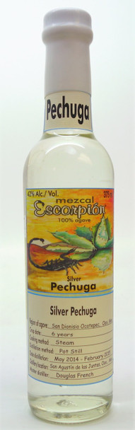 ESCORPION PECHUGA SILVER MEZCAL