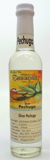 ESCORPION PECHUGA SILVER MEZCAL