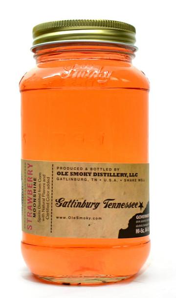 Ole Smoky Tennessee Moonshine StrawBerry