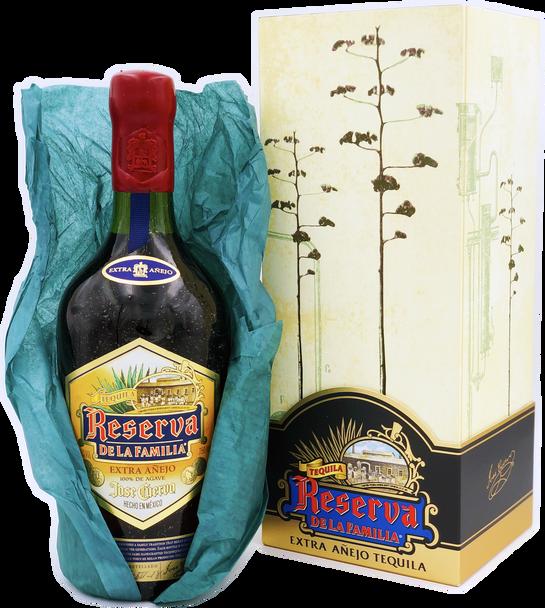Jose Cuervo Reserva de la Familia Extra Anejo Tequila 2018