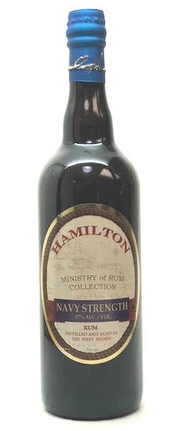 Hamilton Navy strength